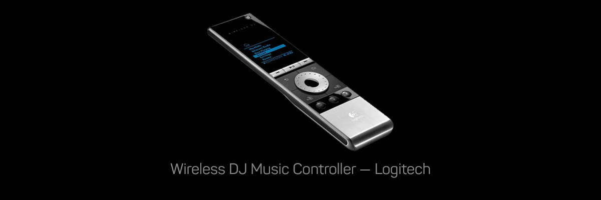 Wireless DJ, Logitech